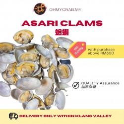 Asari Clam 500g